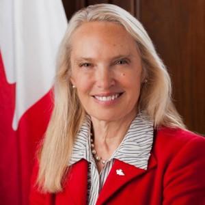 Patricia Fortier - Embajadora de Canadá