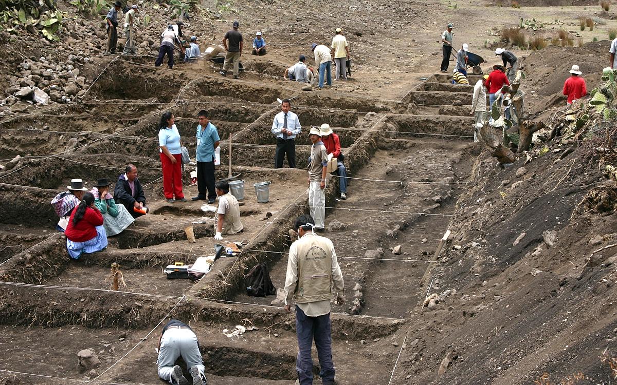 La Hoyada Exhumaciones