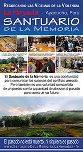 """Santuario """"La Hoyada"""" Banner"""