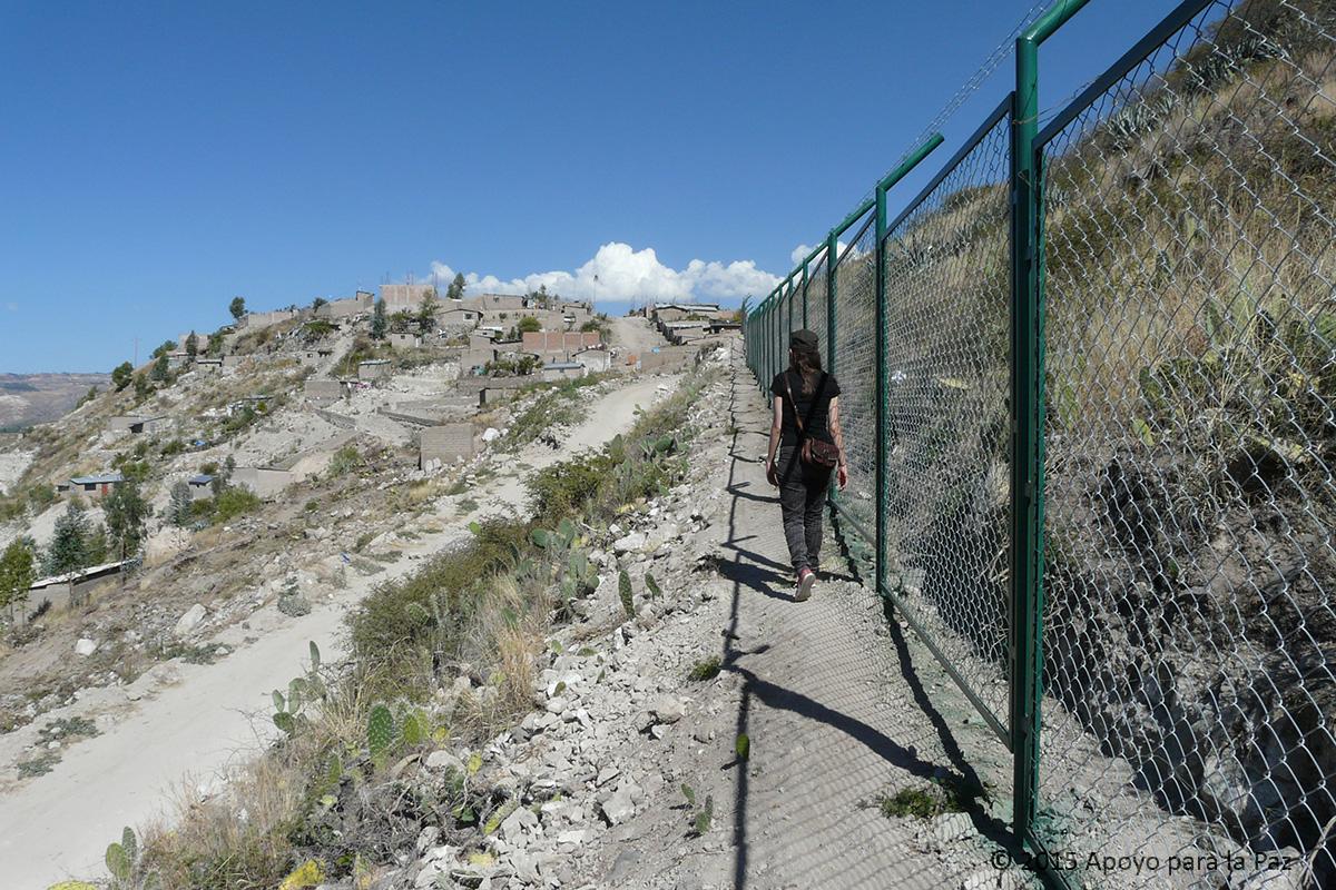La Hoyada Cerco Perimetrico